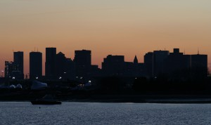 Boston_skyline_sunset